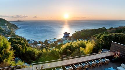 名湯・伊豆山温泉を楽しめる新しいカタチの温泉施設