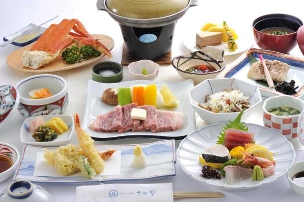 静岡県にある伊豆長岡温泉「三楽の宿 さかや」の魅力④部屋食