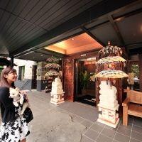 愛犬と南国へ! 静岡「ウブドの森 伊豆高原」でバリ島気分にどっぷり浸る