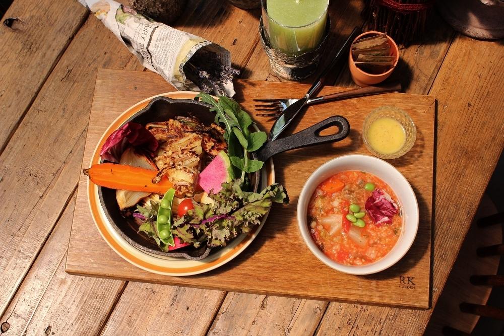 「RK GARDEN」が今年の営業をスタート!軽井沢の森に佇むおしゃれなヴィーガンレストランへその2