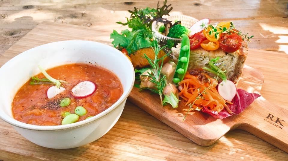 「RK GARDEN」が今年の営業をスタート!軽井沢の森に佇むおしゃれなヴィーガンレストランへその3