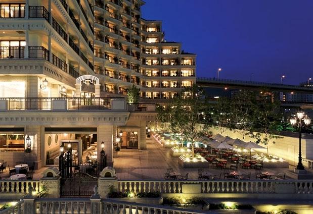 神戸でクリスマスステイしたいホテル①ホテル ラ・スイート神戸ハーバーランド