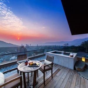 【台湾情報】亜熱帯地方にも温泉シーズンが到来! 北投の人気ホテルにディナー付き宿泊プランが登場。その0