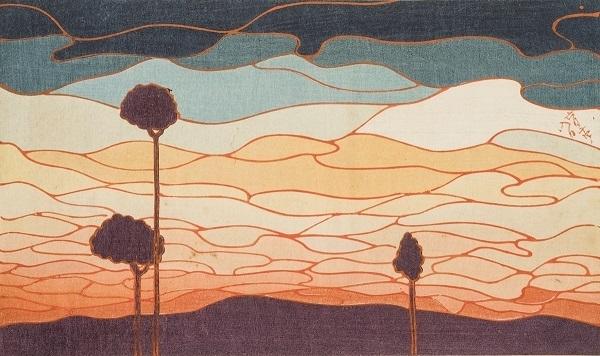 夏目漱石に絵を教えた画家・津田青楓(せいふう)の初となる回顧展