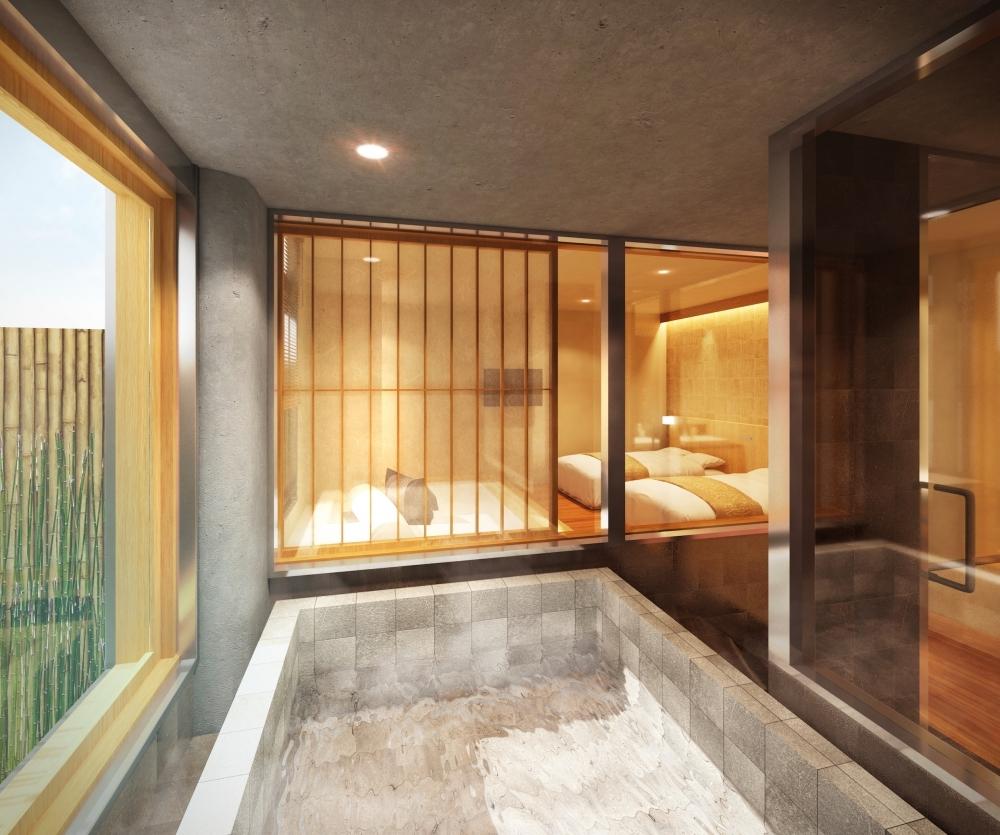 湘南初のヴァケーションホテル。「フジサワ ホテル エン」オープンその2