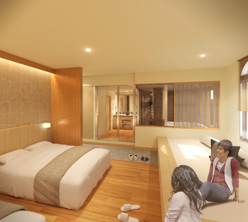 湘南初のヴァケーションホテル。「フジサワ ホテル エン」オープンその3