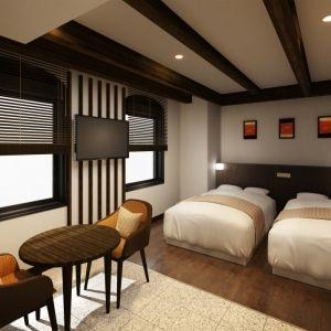 湘南初のヴァケーションホテル。「フジサワ ホテル エン」オープンその0