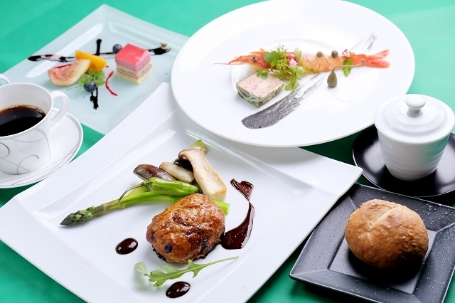 デートにおすすめ 「Le Chef」の魅力 ~その③~ランチ