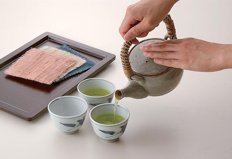 """高級緑茶""""ぐり茶""""を手軽に淹れて、自宅でカフェ気分を満喫"""