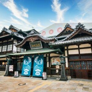 道後温泉本館が営業再開! 松山城などの「バーチャル背景」にも注目