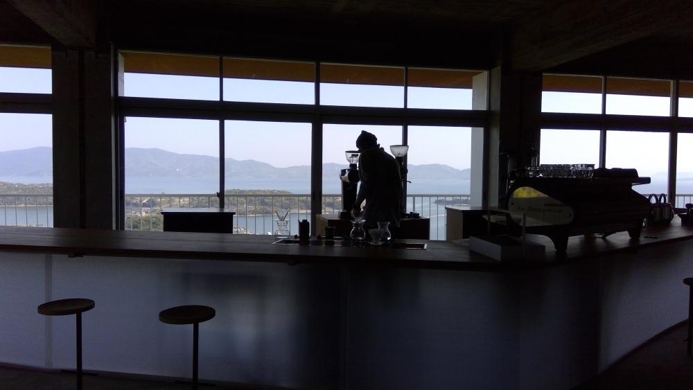 岡山・牛窓オリーブ園に新スポット誕生!牛窓の絶景とコーヒーを味わうカフェがオープンその2