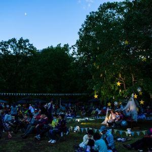 星空案内もある野外音楽フェス!「宇宙の森フェス2017」が9月開催