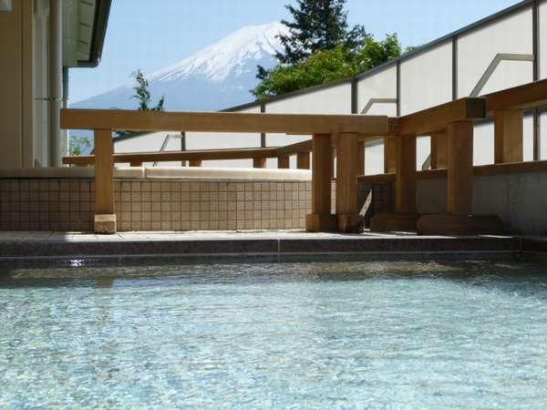 河口湖温泉「レイクランドホテル みづのさと」の魅力②種類豊富なお風呂
