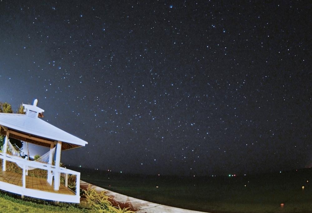 「波照間島」でやりたいこと:南十字星を観察する