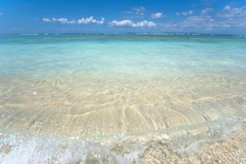 「波照間島」でやりたいこと:ニシ浜で泳ぐ