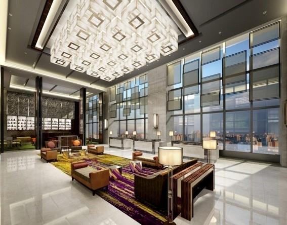 駅直結のDXホテルで効率と快適さを確保
