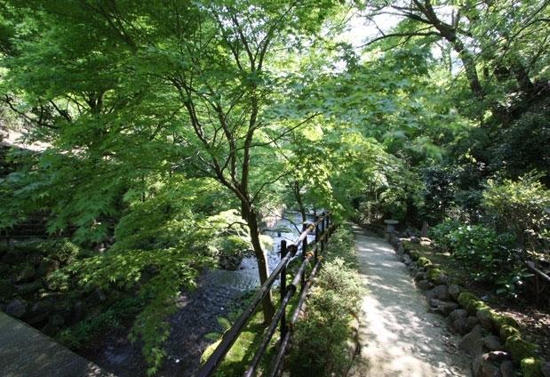 都内から1泊2日で行ける高級宿①神奈川県・奥湯河原「海石榴」
