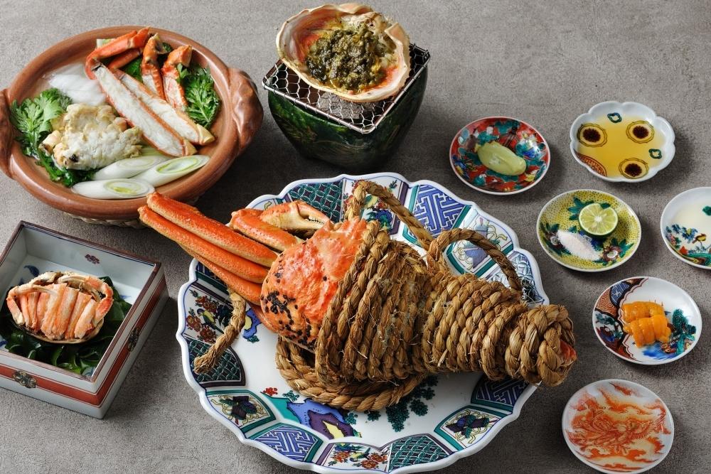 【界 加賀・界 出雲】蟹をまるごと一匹ひとり占め! 贅沢な「ひとり蟹会席」