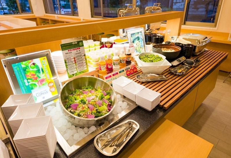 【2018年5月31日オープン】和食も洋食も楽しめる朝食バイキングが自慢の「スーパーホテル愛媛・大洲インター」その2
