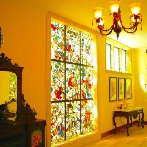 イギリスの歴史あるステンドグラスが絶景♡伊豆高原の美術館が凄い!