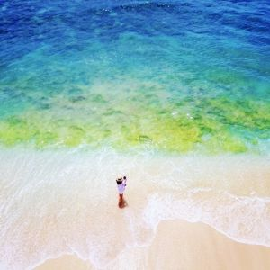4月には海水浴も!? 元秘境ツアー添乗員・とまこが波照間島へ日帰りトリップ 日本最南端の海はキレイ過ぎ!【連載第22回】