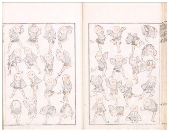 北斎の画業を代表する3シリーズを一挙に展示