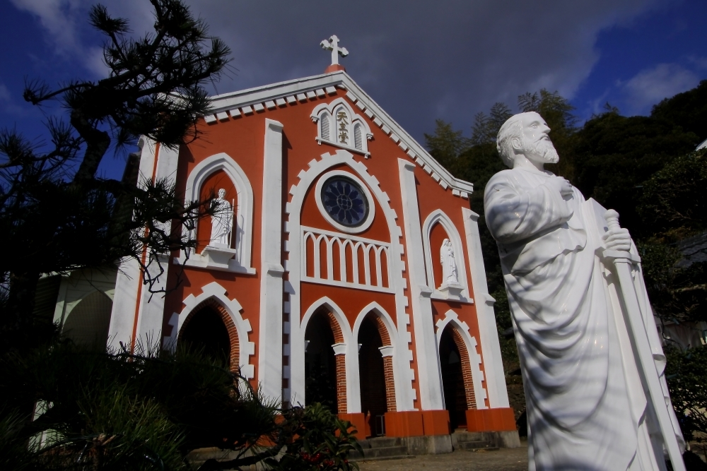 3日目:「宝亀教会」を観光
