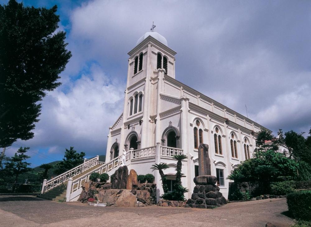 3日目:「紐差教会」を観光