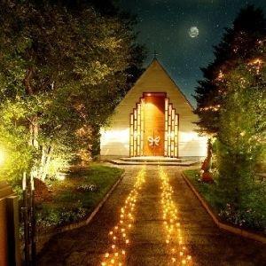 聖なる夜は聖なる場所へ!教会のあるレストラン「エグリーズドゥ葉山庵」その0