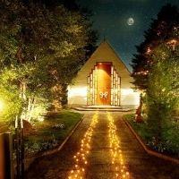 聖なる夜は聖なる場所へ!教会のあるレストラン「エグリーズドゥ葉山庵」