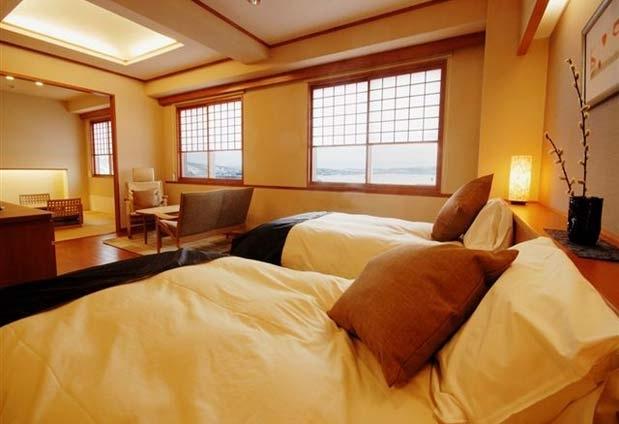 シングルルームからフォースルームまで揃うバリエーション豊かな客室