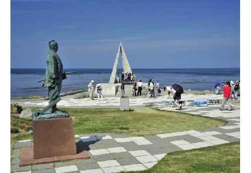 日本最北スポット④宗谷岬