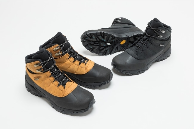"ファッション性も忘れないMERRELLの「COLDPACK ICE+ 6"" POLAR WATERPROOF」"