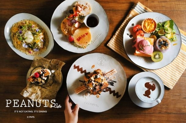 PEANUTS Cafe 名古屋
