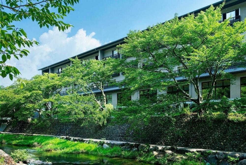 「星野リゾート 界 長門」がオープン! 「藩主の御茶屋屋敷」がテーマの宿で洗練された山口を感じる