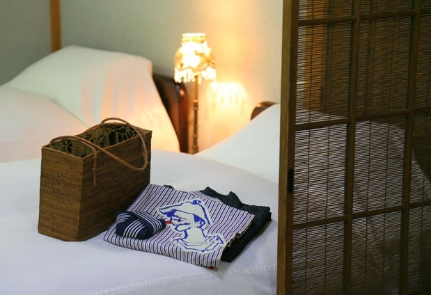 長瀞にある自然を感じられる「小さなホテル セラヴィ」