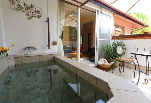 3つの贅沢なおもてなし①デザインが異なる客室