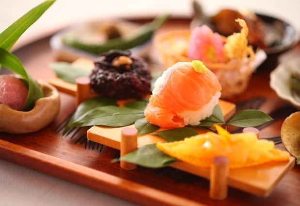 3つの贅沢なおもてなし③夕食・朝食は自家農園で育てたヘルシーな野菜が中心!