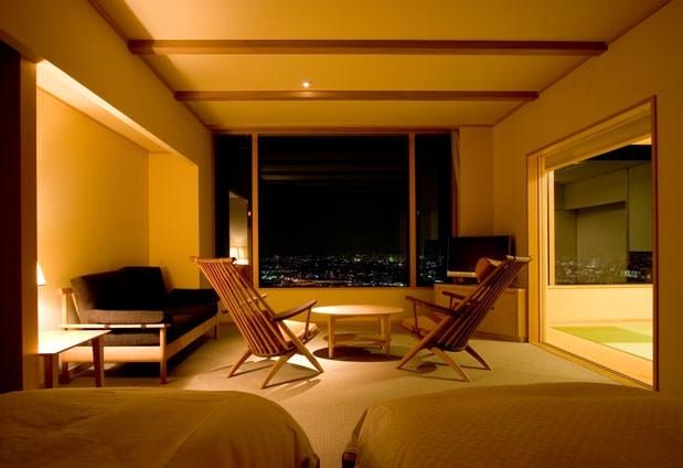 女子旅で利用したい大阪の宿②みのお山荘 風の杜