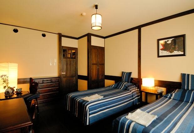 秋田県の角館にある「田町武家屋敷ホテル」の魅力▶こだわりの客室