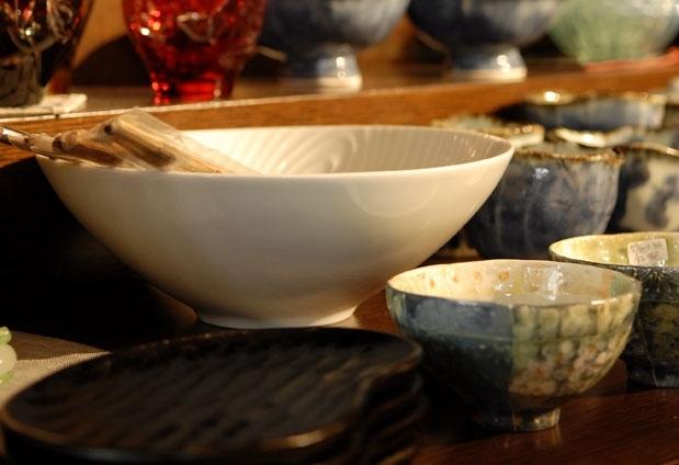 秋田県の角館にある「田町武家屋敷ホテル」の魅力▶お土産処