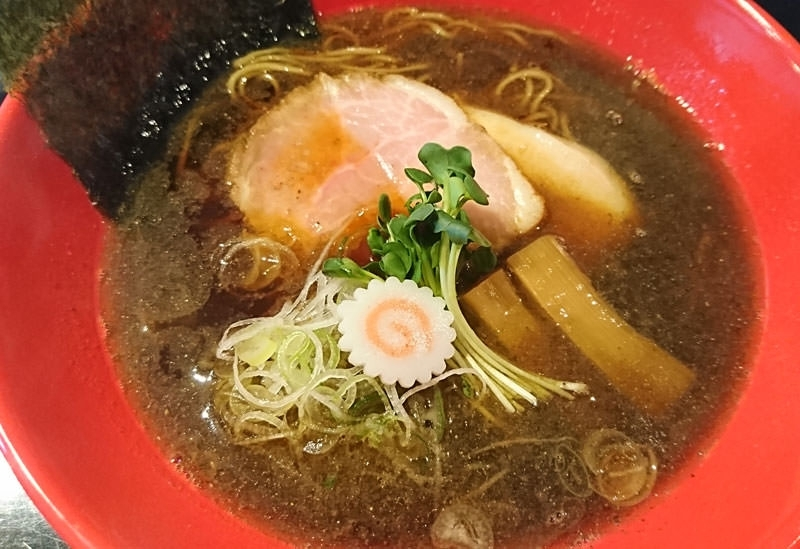 鶏そば・ラーメン Tonari@渋谷