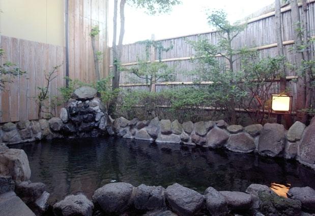 「湯布院 旅館 冨季の舎」の魅力とは②源泉掛け流しで由布院温泉を愉しむ