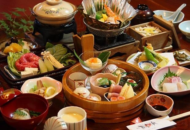 「湯布院 旅館 冨季の舎」の魅力とは③上品な会席料理