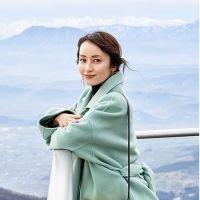 矢田亜希子さんが、冬の長野で癒しの旅へ