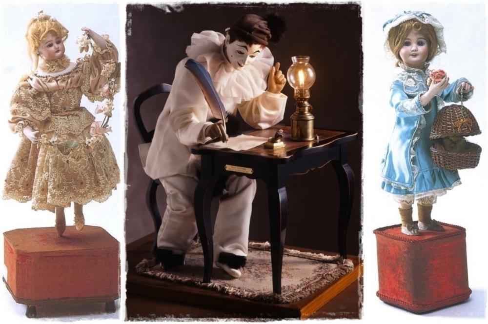 【兵庫】「六甲オルゴールミュージアム」の特別展でからくり人形の美しき世界に触れる