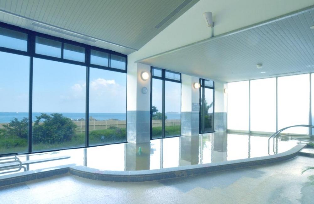 「オーシャンリゾートNomon長崎」軍艦島望む宿泊・温泉施設が4月にオープン