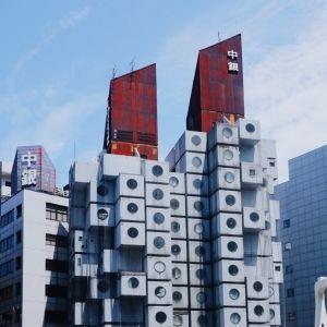 """今見るべき! 高度経済成長期生まれな東京の""""いいビル""""【連載第1回】"""