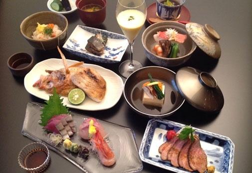 東京のおすすめ高級和食店④日本料理しろう