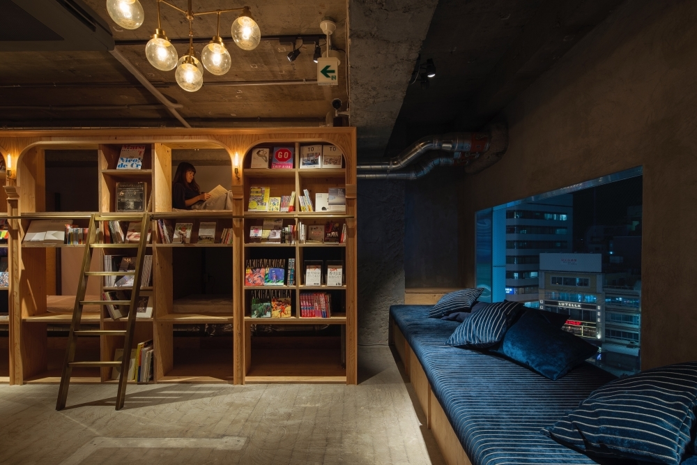 「BOOK AND BED TOKYO」とは?